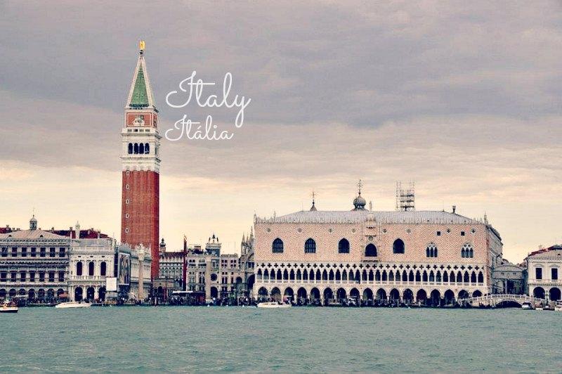 Visitar em Itália: parte I