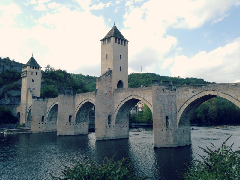 Valentré bridge @ Cahors // Ponte Valentré @ Cahors