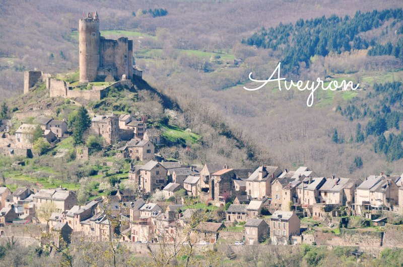 Visitar em França: Aveyron