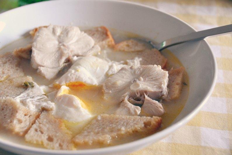 Receita alentejana: sopa de cação