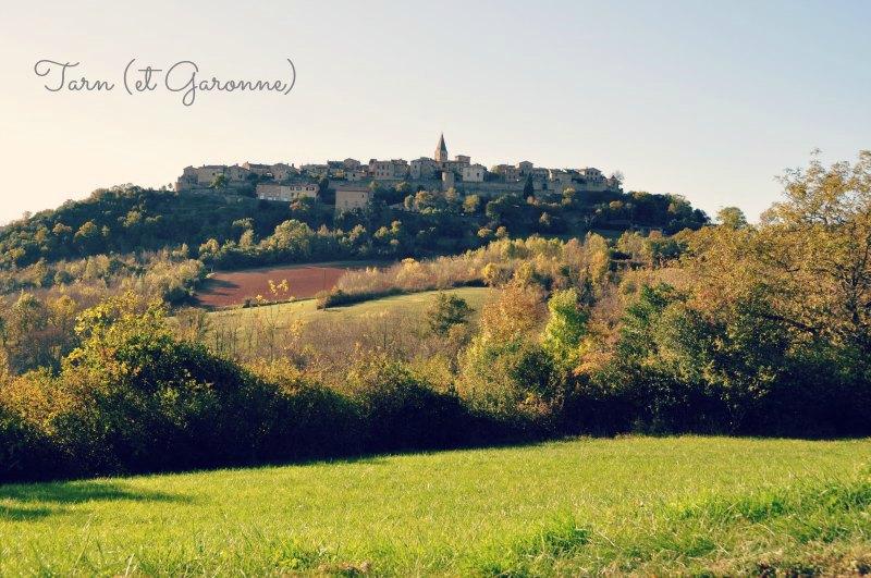 Visitar em França: Tarn et Garonne