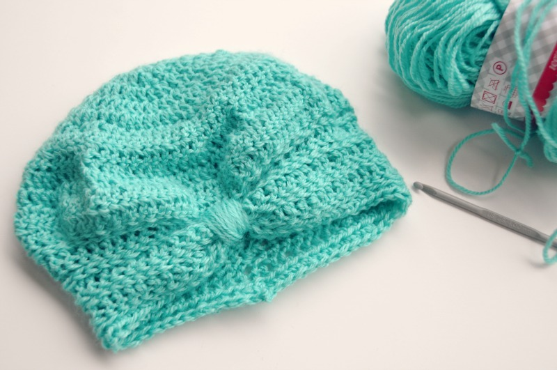 DIY – Turbante de bebé