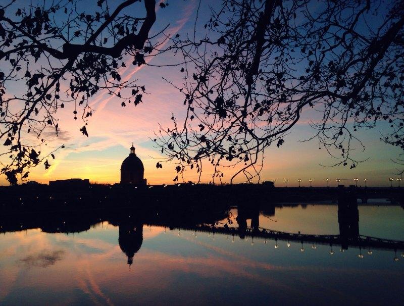 1 ano de Toulouse – A cidade