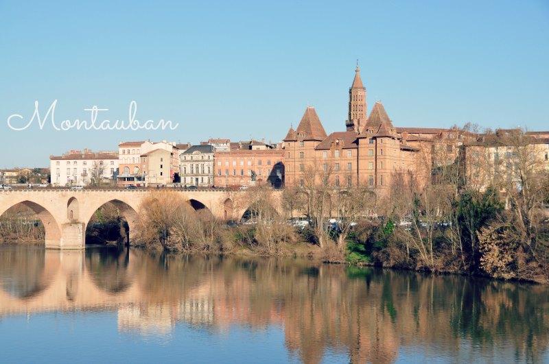 Visitar em França: Montauban