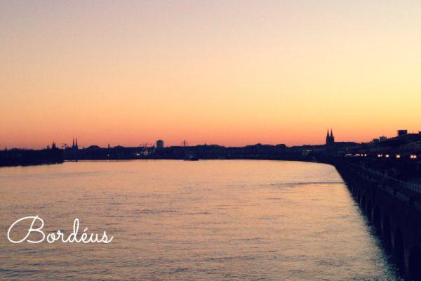Visitar em França: Bordéus