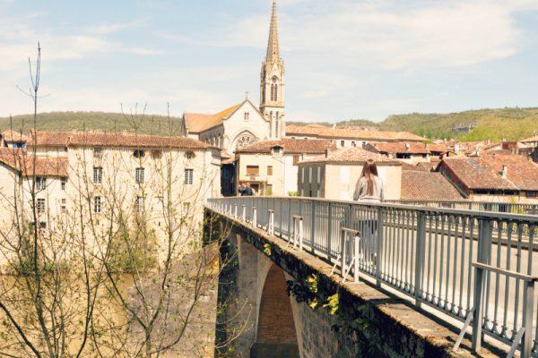 Visitar em França: Saint Antonin Noble Val