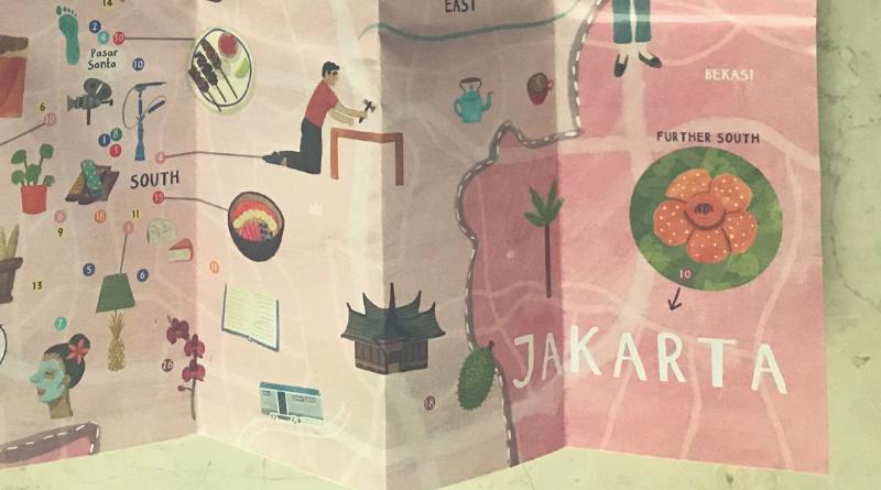 Viver em Jakarta: 5 coisas que estou a adorar