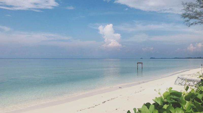 5 dias na ilha indonésia de Belitung