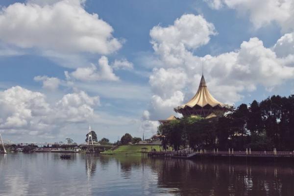 4 dias no Borneo: Kuching e arredores
