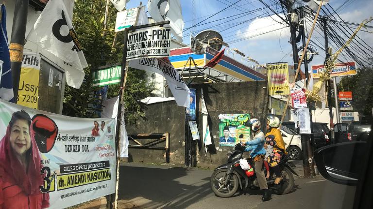 Viver em Jakarta: como sobrevivi ao meu primeiro ano na cidade